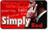 Simply Red Phone Card